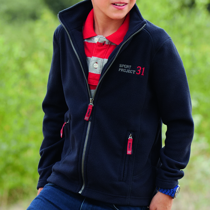 Boy's Fleece Jacket